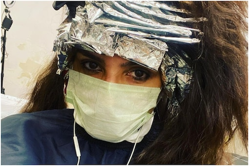 Raveena Tandon is 'Off to Space' with New Outlandish Makeover
