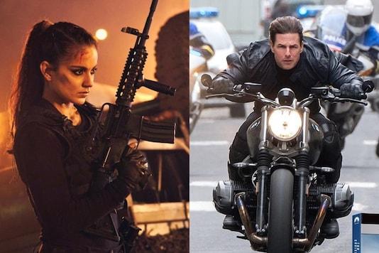 Kangana Ranaut Clarifies on Comparing Herself to Tom Cruise