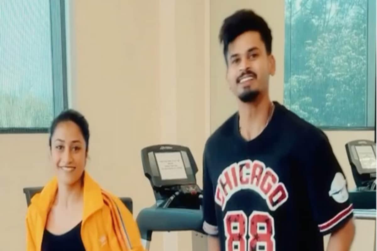 Shreyas Iyer's Dance Routine with Dhanashree Verma Goes Viral