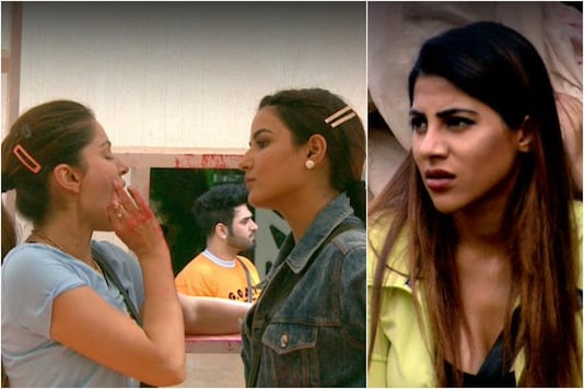 Bigg Boss 14 Day 126 Written Update: After Fierce Fight with Jasmin, Rubina Gives Ticket to Finale to Nikki