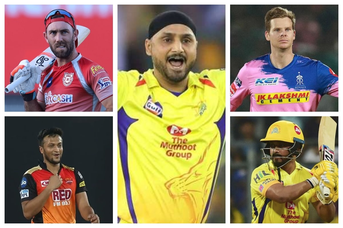 IPL Auction 2021 List of Players With Price: Players with Maximum Base Price of INR 2 crores