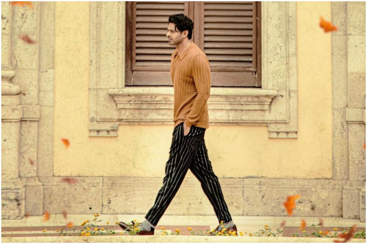 Here's Dapper Prabhas in 'Radhe Shyam' Look Pic Ahead of Teaser on  Valentine's Day