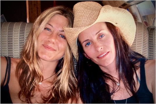 Courteney Cox Shares This Special Instagram Post to Wish Jennifer Aniston on Her Birthday