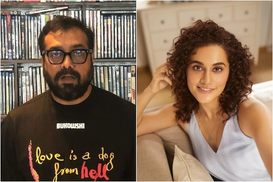 Manipulation in Crores Found in Raids on Anurag Kashyap, Taapsee Pannu: IT Department