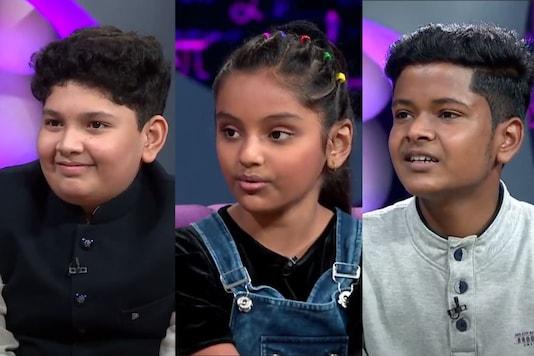 (L-R): Jayadithya Shetty, Chirag Rathi, Avantika Kambli.