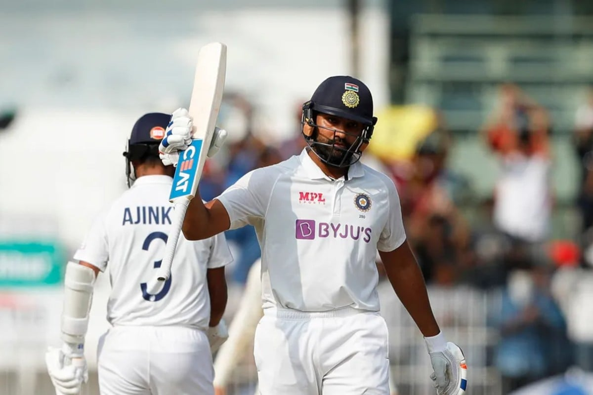 India vs England: Sublime Rohit Sharma Lights Up Chepauk and Silences Doubters - For Now