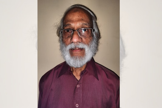 Dr Govindrajan Padmanaban, President of India's National Academy of Science and Former Director of Indian Institute of Science, Bangalore
