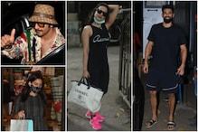 Celebrities Spotted Out And About: Ranbir Kapoor, Alia Bhatt, Ranveer Singh, Sara Ali Khan & Others