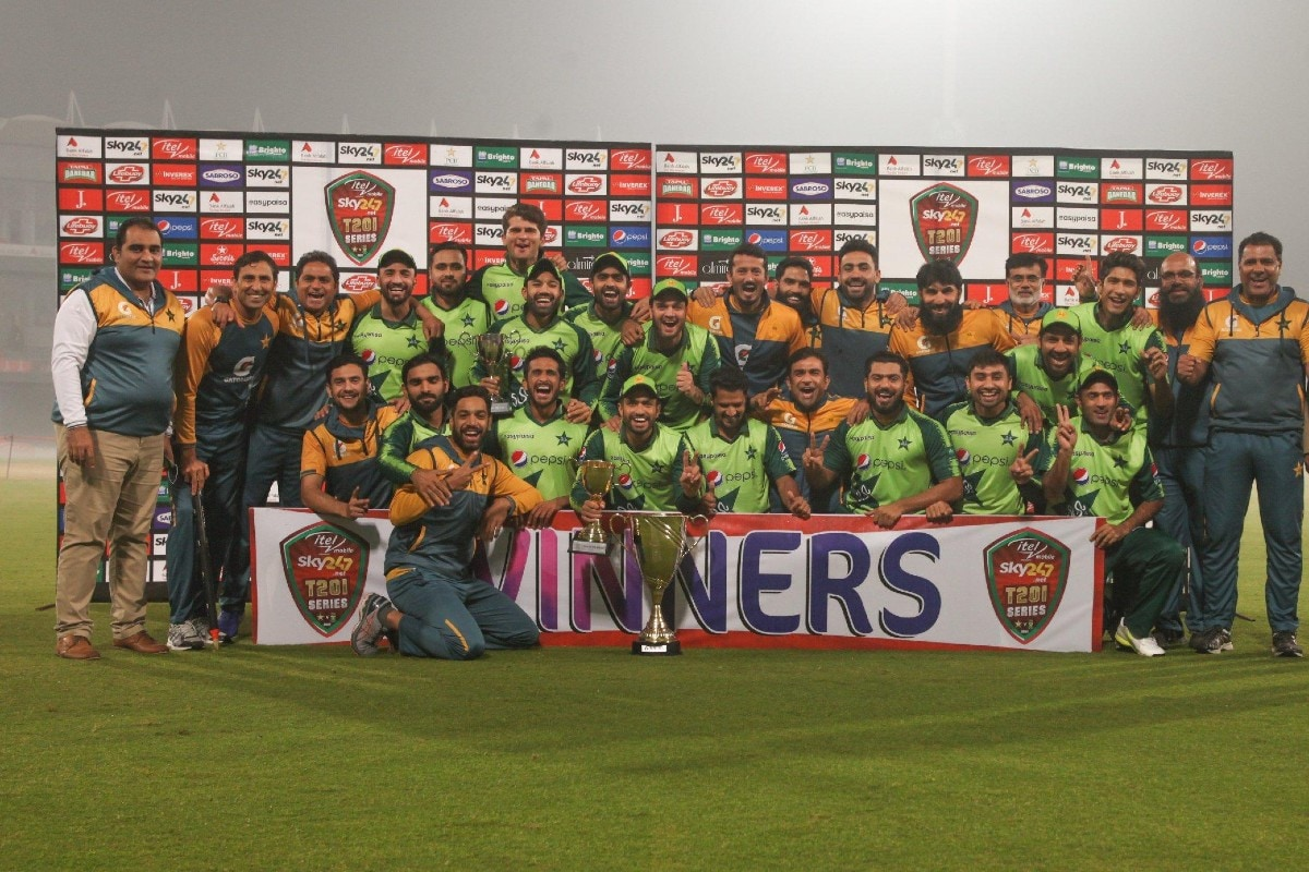 Pakistan End South Africa's Unbeaten Asia Record with T20I Series Win