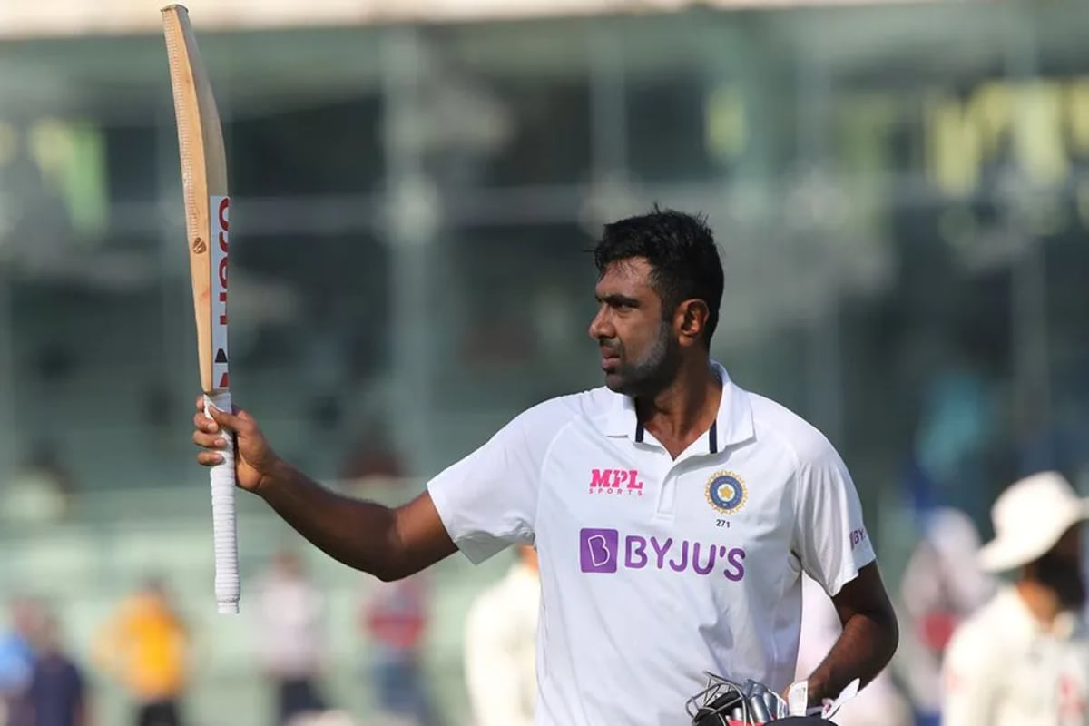 India vs England 2021: Ravichandran Ashwin Does A Hat-Trick - Takes Fifer  and Scores Hundred For