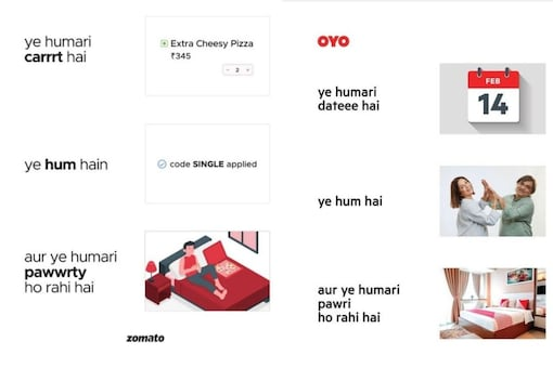Brands and the Pawri trend.