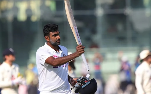 Ravi Ashwin was the star of the match with some brilliant all-round performance.