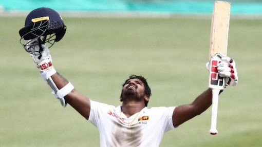 On This Day - February 16, 2019 - Kusal Perera's 153 Helps Sri Lanka Pull Off One of The Greatest Chases in Test History