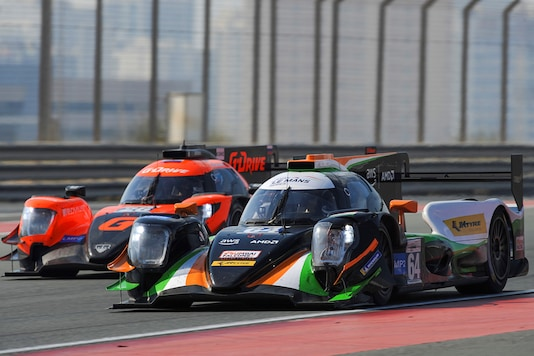 Racing Team India in action at Asian Le Mans Series. (Photo: Racing Team India)