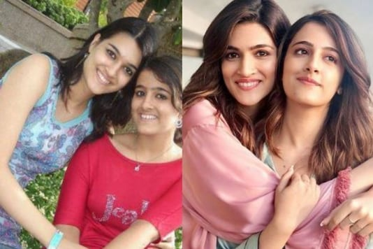 Kriti and Nupur Sanon's Unbelievable Transformation Leaves Everyone Amazed, See Pic