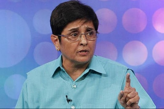 File photo of Kiran Bedi.