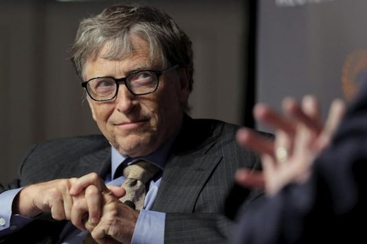 File photo of Bill Gates. (Reuters)