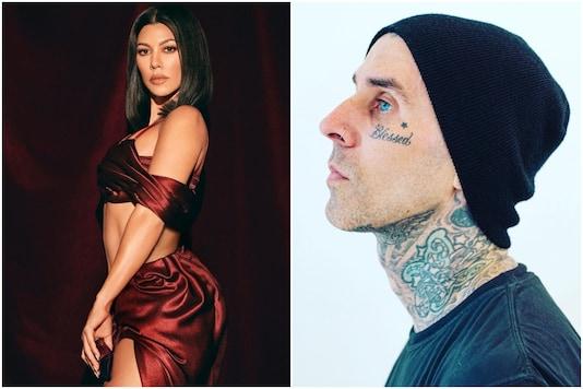 Kourtney Kardashian Makes Relationship with Travis Barker Instagram Official