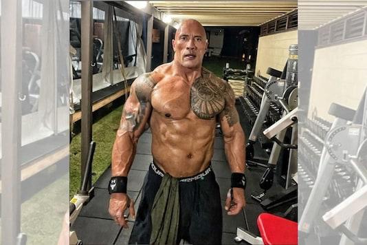 Dwayne 'The Rock' Johnson (Instagram Photo)