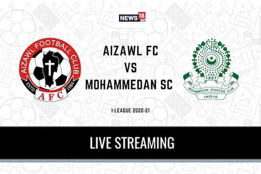 I-League: Aizawl FC vs Mohammedan SC