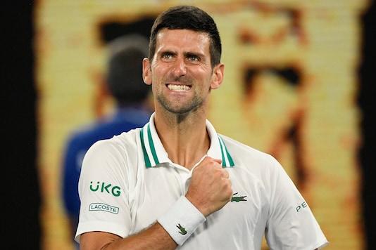 Novak Djokovic (Photo Credit: AP)
