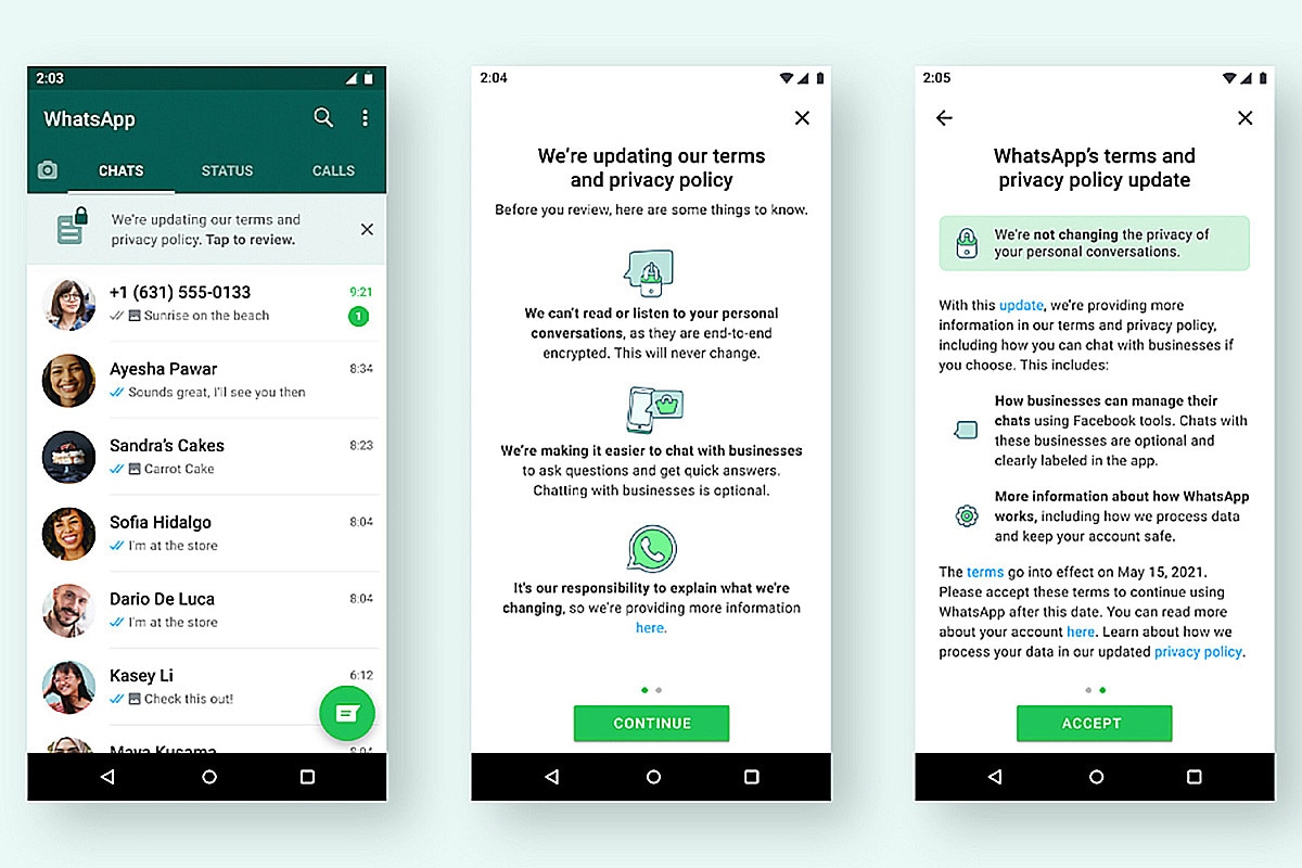 WhatsApp's New Privacy Policy Still Confusing You? Keep This In Mind Before Selecting Accept