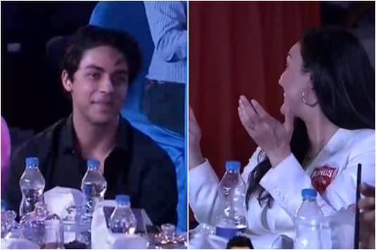 Aryan Khan's Priceless Reaction to Preity Zinta Buying Shah Rukh Khan at IPL Auctions is Unmissable