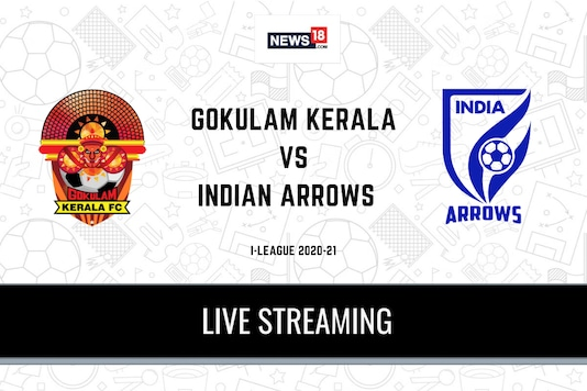 I-League: Gokulam Kerala FC vs Indian Arrows