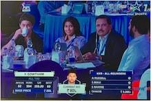 Juhi Chawla Cheers for 'KKR Kids' Daughter Jahnavi and Shah Rukh Khan's Son Aryan at IPL Auction