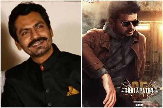 Vijay's Next Film Thalapathy 65 May Feature Nawazuddin Siddiqui as Main Antagonist