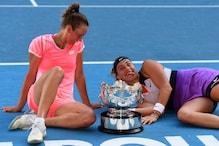 Australian Open 2021: Elise Mertens and Aryna Sabalenka Win Women's Doubles Title