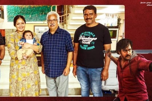Late Chiranjeevi Sarja's 5-month-old Son to Launch 'Rajamaarthanda' Trailer