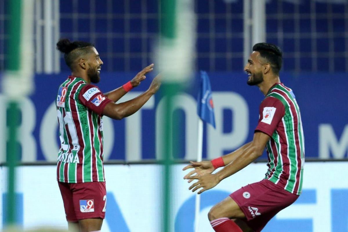 ISL 2020-21 HIGHLIGHTS, ATK Mohun Bagan vs SC East Bengal: ATKMB Beat SCEB 3-1, Complete League Double - News18