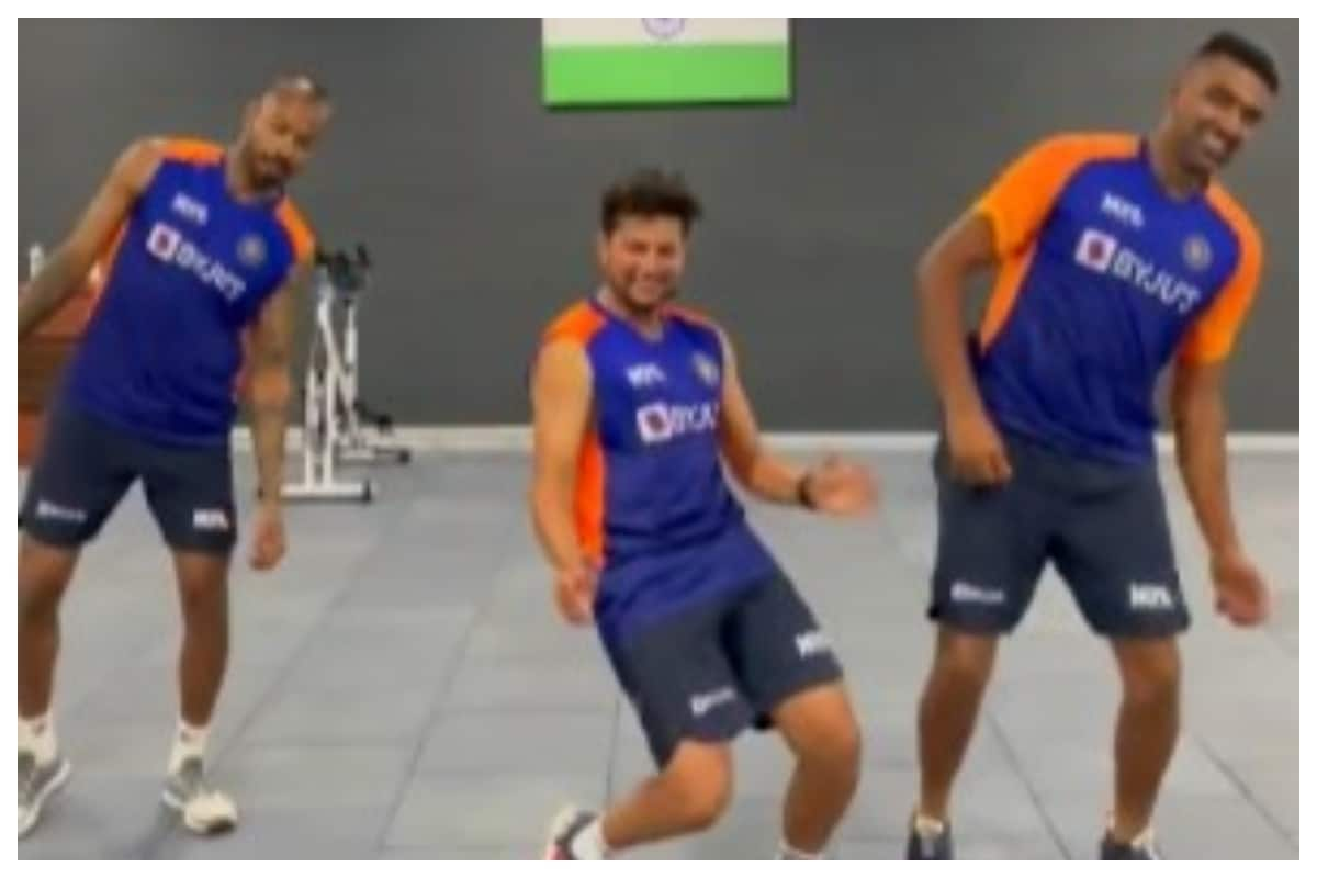 Ravichandran Ashwin, Hardik Pandya & Kuldeep Yadav Groove to Vaathi Coming From Vijay-starred Master, Watch Video