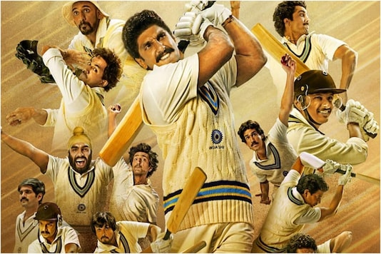 Ranveer Singh Announces '83' Release Date, Cricket Drama Based on India's World Cup Win to Hit Screens in June