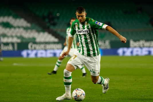 Real Betis and Getafe (Photo Credit: Twitter)