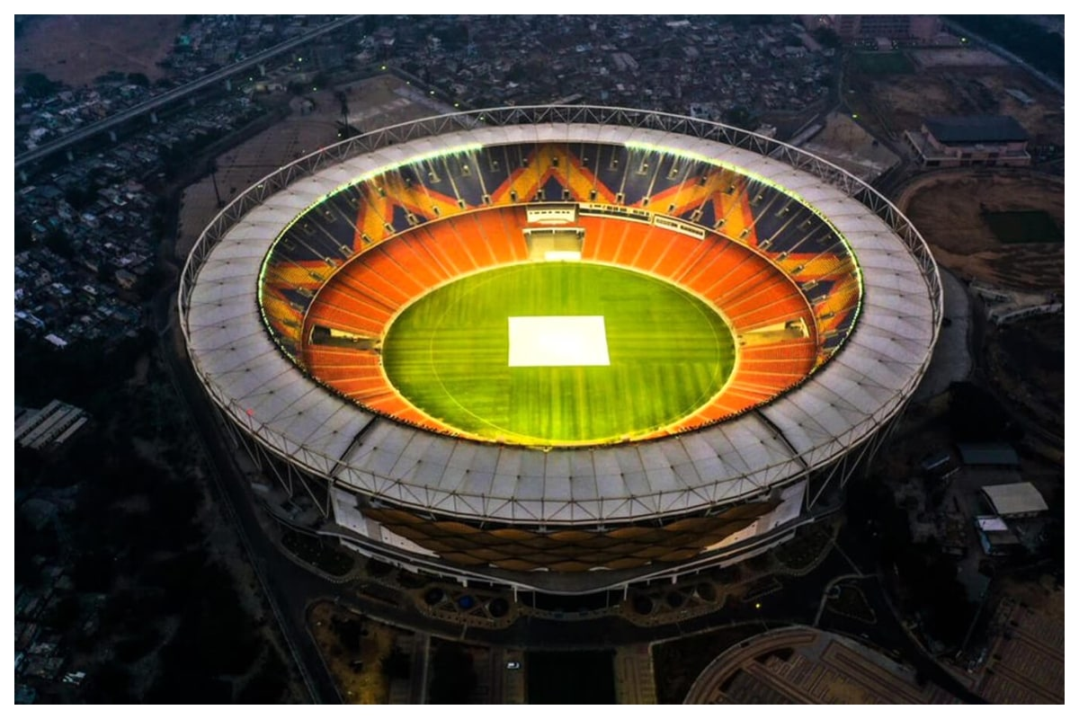 IN PICS: The Magnificent Motera - The Largest Cricket Stadium in the World