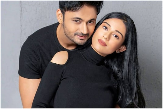 Anmol Tells Me from Cute I've Become Hot After I've Had the Baby: Amrita Rao
