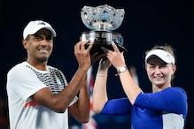 Australian Open 2021: Rajeev Ram-Barbora Krejcikova Win Mixed Doubles Title with Dominating Show