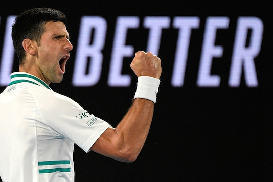 Novak Djokovic (Photo Credit: AP)