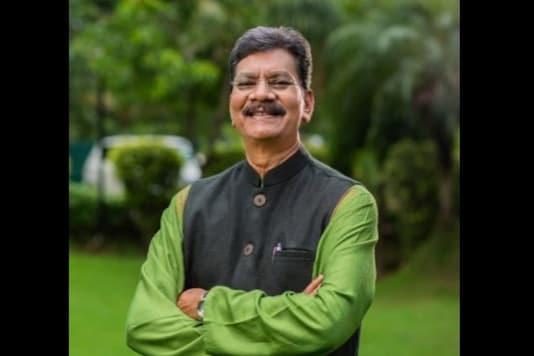 Speaker Charan Das Mahant. (Twitter)