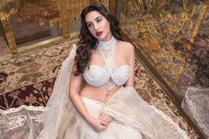 Nora Fatehi Looks Regal In Traditional Ethnic Outfits, See Her Drop-dead Gorgeous Pics