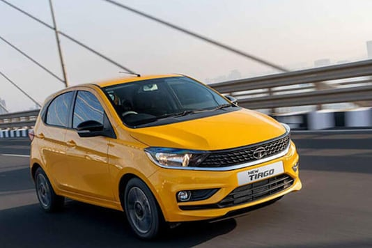 Tata Tiago. (Photo: Tata Motors)