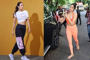Malaika Arora, Janhvi Kapoor Or Ananya Panday: Who Looks The Hottest In Athleisure?