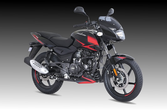 New Bajaj Pulsar 180. (Image source: Bajaj)