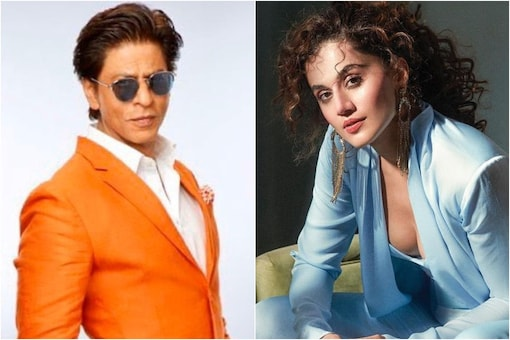 Shah Rukh Khan, Taapsee Pannu to Team up for Rajkumar Hirani's Social Comedy on Immigration?
