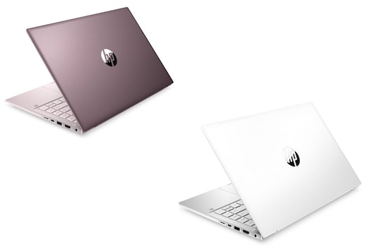 New updated HP Pavilion laptops.