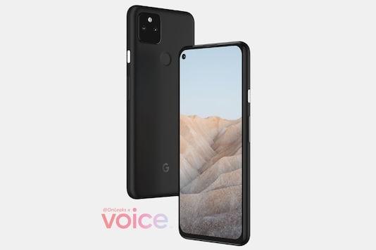 Google Pixel 5a (Image: Voice / Steve Hemmerstoffer)