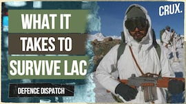 Defence Dispatch | Winter Gear, Water Pumps & Borewells: How Indian Army Braved The LAC Winter