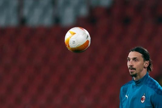 Zlatan Ibrahimovic (Photo Credit: AP)